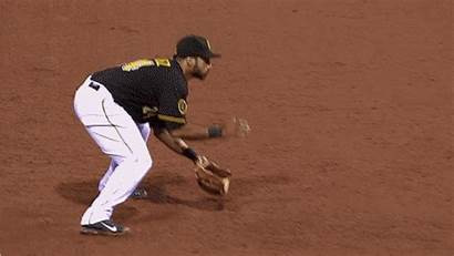 Baseball Catcher Maldonado Martin Knocks Ball Giphy