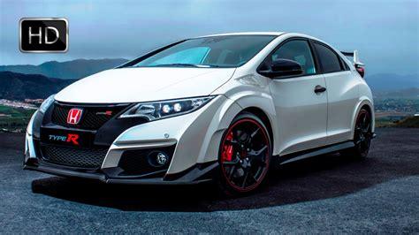 2015 Honda Civic Type R Design Hd Youtube