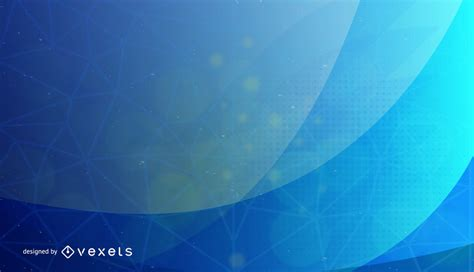 Abstract Blue Background Vector Graphic 6 Vector Download