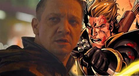Avengers Endgame Reveals New Side Hawkeye