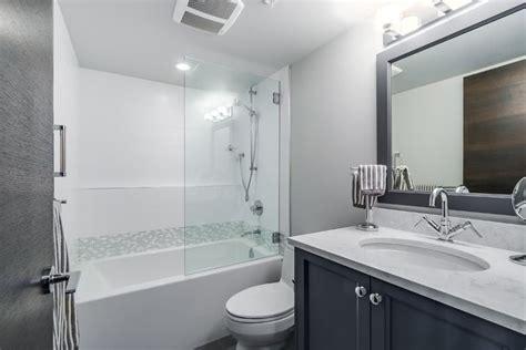 north vancouver bathroom reno condo