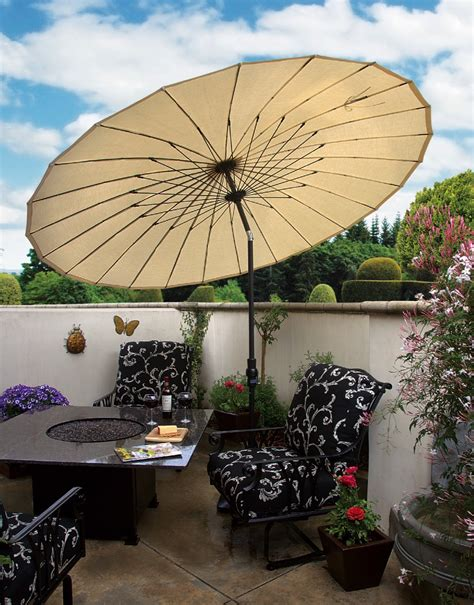 100 treasure garden patio umbrellas rectangular
