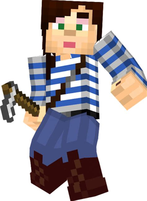 stacyplays minecraft story mode ep  nova skin