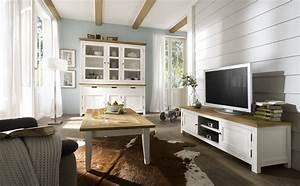 Wohnzimmer Landhaus Weiß : landhausm bel wohnzimmer ~ Sanjose-hotels-ca.com Haus und Dekorationen