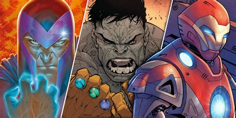 Ultimate Power: Marvel's 30 Strongest Ultimate Characters ...