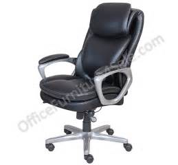 serta outlet smart layers air arlington executive chair black pewter sku 304556 price 239