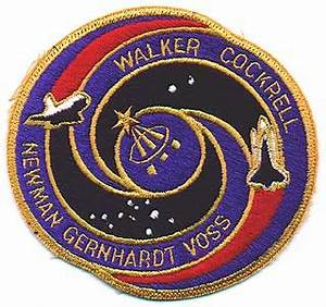 NASA Mission Patches Designs - Pics about space
