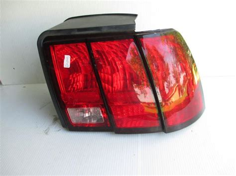 2004 mustang tail lights find 1999 2000 2001 2002 2003 2004 ford mustang tail light