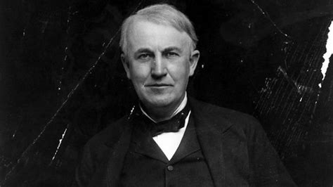 Thomas Edison The Lost Chapter • Itc Voices