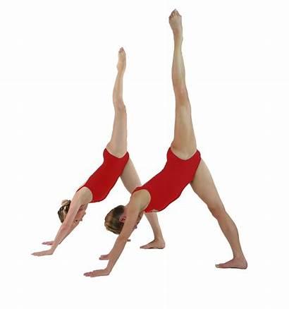 Ballerina Workout Lean Stretch Splits Split Sleek
