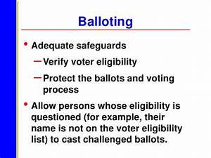 Election Presentation