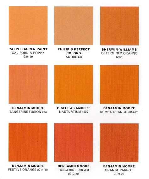 paint color to neutralize orange gretchenjonesnyc orange is about to be big ideas in