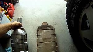 Catalytic Converter Rattle