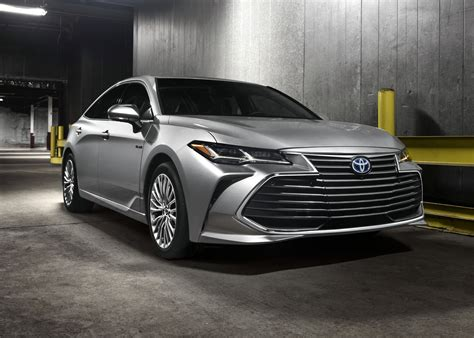 news   toyota avalon hybrid introduced clean