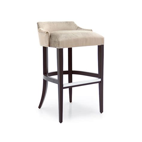 contemporary solid beech wood italian style upholstered