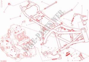 Frame 1 For Ducati Scrambler Icon 2016   Ducati Online Genuine Spare Parts Catalog