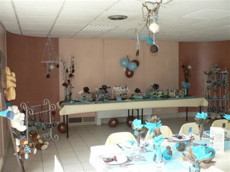 bapt 234 me loris theme ourson coloris turquoise et chocolat