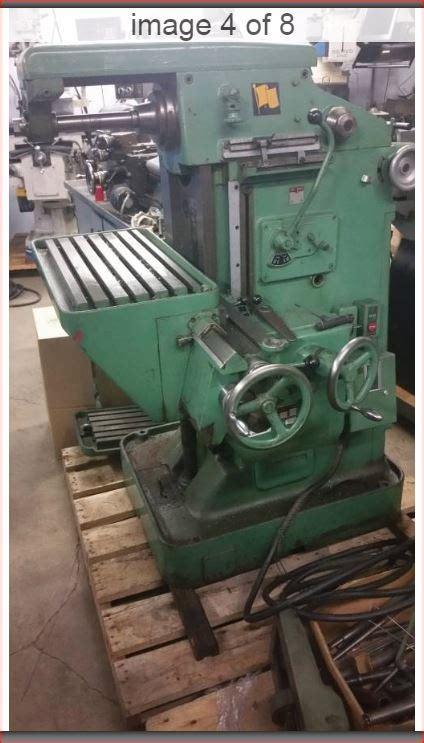 milling machine hispano suiza
