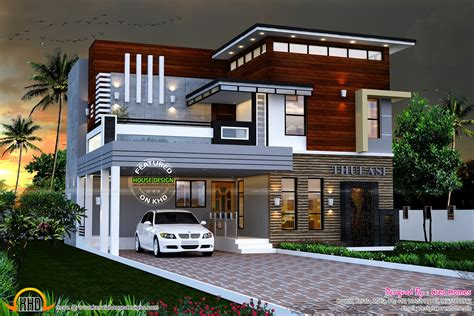 contemporary home design plans all about design sq ft modern contemporary house