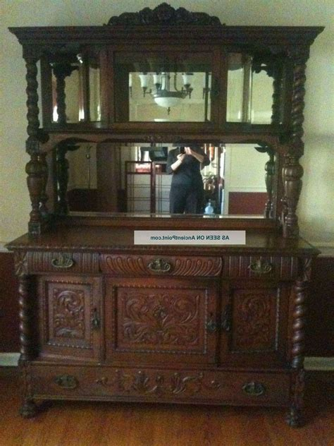Sideboards And Buffets by Top 20 Of Mirrored Sideboards And Buffets