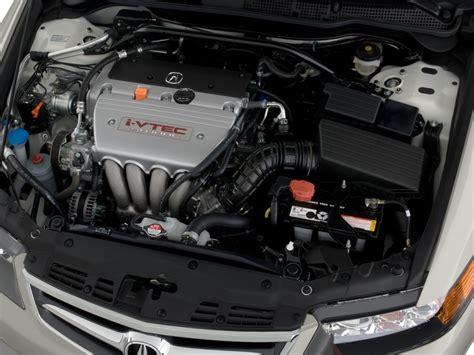 image  acura tsx  door sedan auto engine size