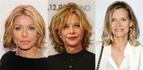 Hairstyles For Women Over 50 To Feel Happy & Youthful
