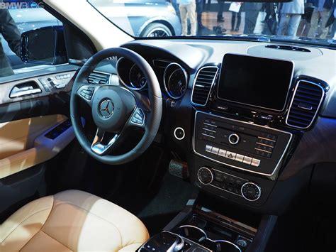 Mercedes Gle Suv Interior, Dashboard & Satnav