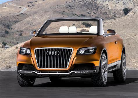 Audi Cross Cabriolet Quattro Review Top Speed
