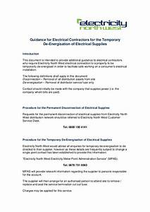 Guide For Electrical Contractors