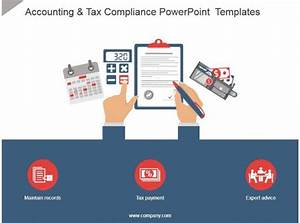 Accounting And Tax Compliance Powerpoint Templates