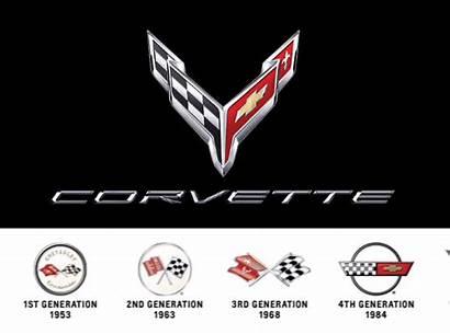 Corvette C8 Emblem Script Engine Revealed Bow