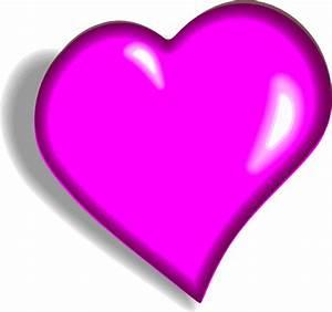 Pink Heart Pics - ClipArt Best