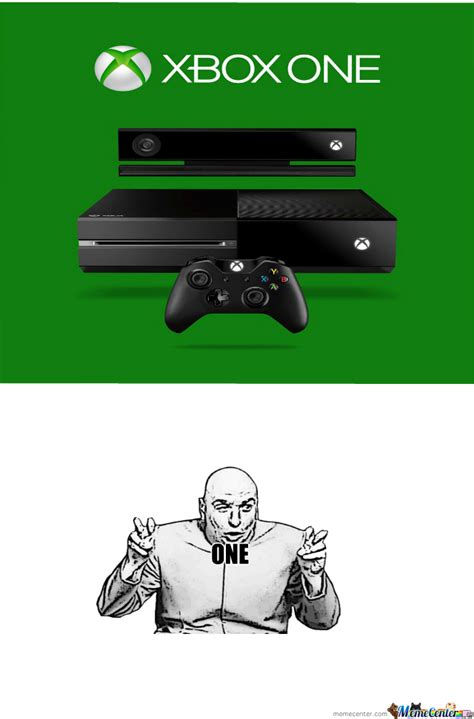 Xbox One By Recyclebin Meme Center
