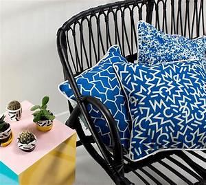 Housse De Coussin Bleu : housse de coussin crak bleu roi cool machine pickture ~ Dailycaller-alerts.com Idées de Décoration