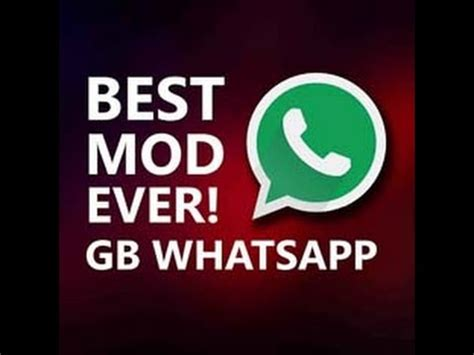 gb whatsapp the best whatsapp for hiding blue tick and