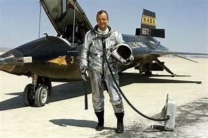 NASA test pilot Bill Dana, flew X-15 rocket plane into ...