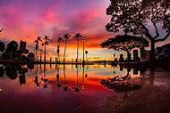 Sunset Beach Oahu Hawaii