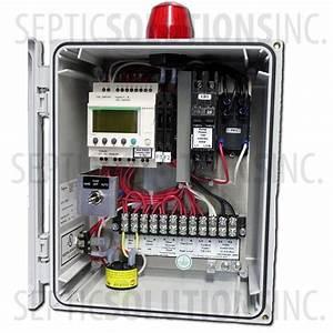 Alderon Smart Iq Time Dosing Control Panel