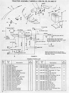 Bolens Voltage Regulator Wiring Diagram - Bolens Tractor Forum