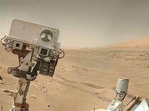 Nasa's Curiosity Rover Clicks a Selfie on Mars ...