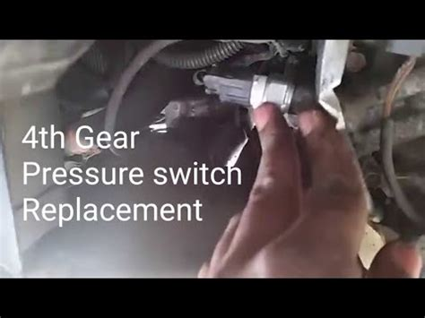 transmission control 1998 acura tl seat position control 2004 2006 acura tl honda p1839 how to replace 4th gear transmission pressure switch tutorial