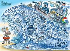 """From The Wave To The Grave: Did Democrats Just Kill The """"Blue Wave""""?…"""