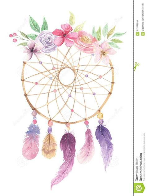 dreamcatcher cartoons illustrations vector stock images