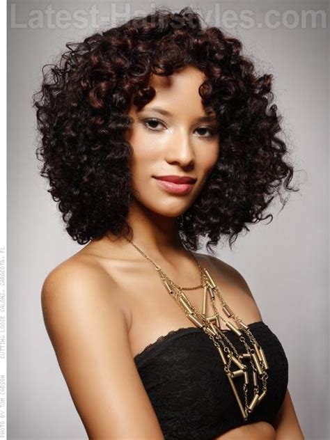 32 cutest curly bob hairstyles haircuts for women in 2018