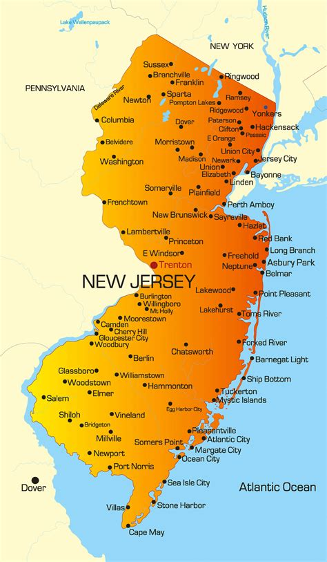 map   jersey guide   world