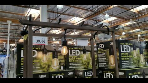 Costco String Lights by Costco Feit 48 Ft Led String Lights 39