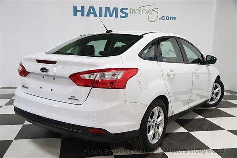 2014 Ford Focus Sedan by 2014 Used Ford Focus 4dr Sedan Se At Haims Motors Serving
