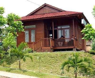 contoh model rumah idaman sederhana  desa  bagus