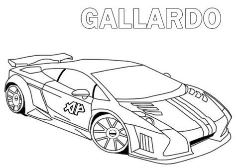 gambar untuk mewarnai mobil balap