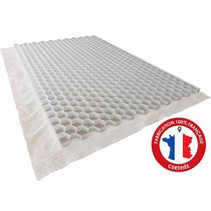 Plaque Alvéolaire Pour Toiture : nidagravel stabilisateur de gravier batiproduits ~ Edinachiropracticcenter.com Idées de Décoration